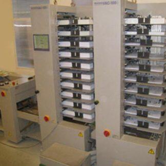 Saugluft Zusammentragmaschine